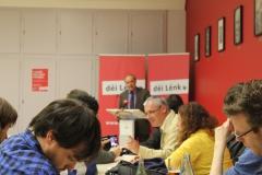Crise de la Zone Euro: L'autre politique possible - Conférence avec Jacques Généreux 24.5.2013