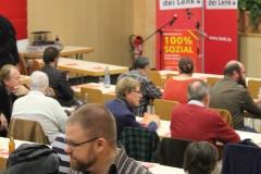 Meeting électoral - 100% sozial 4.10.2013